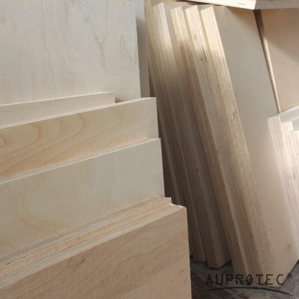 1m/² Reste 21mm Multiplexplatte Sperrholz Platten Zuschnitt Birke Multiplex Holz