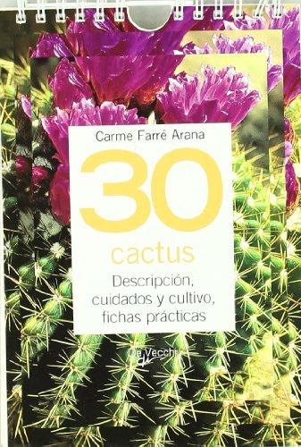 Descargar Libro 30 Cactus Carmé Farré Arana