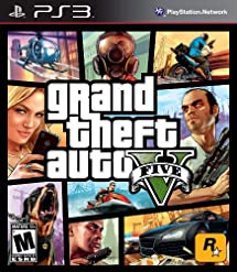 Grand Theft Auto V - PlayStation 3 [Download Code]