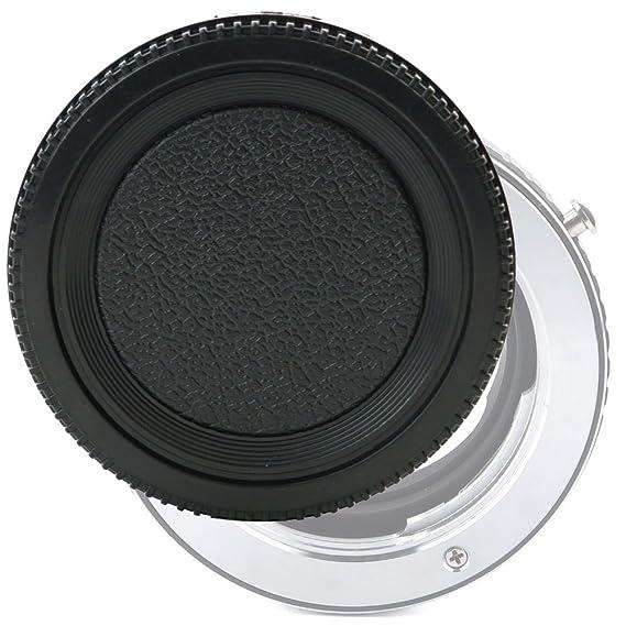 Objektivdeckel Rückseite kompatibel mit Fuji Fujinon XF 14mm f/2.8 R, XF 16-55mm f:2.8 R LM WR, XF 18mm F2, XF 23mm F1.4, XF