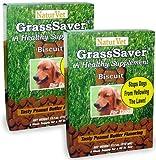 2 PACK NaturVet GrassSaver Biscuits (22.2 oz), My Pet Supplies