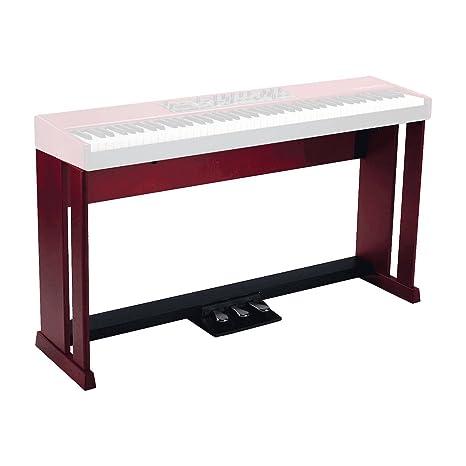 Nord - Soporte de madera para teclado para todos los instrumentos Nord Stage y Piano 88 teclas (NWKS): Amazon.es: Instrumentos musicales