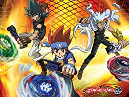 Beyblade Metal Fusion - Staffel 1