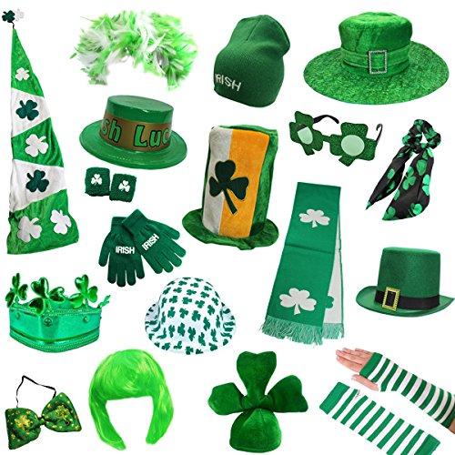 Patricks Accessory Funny Party Hats