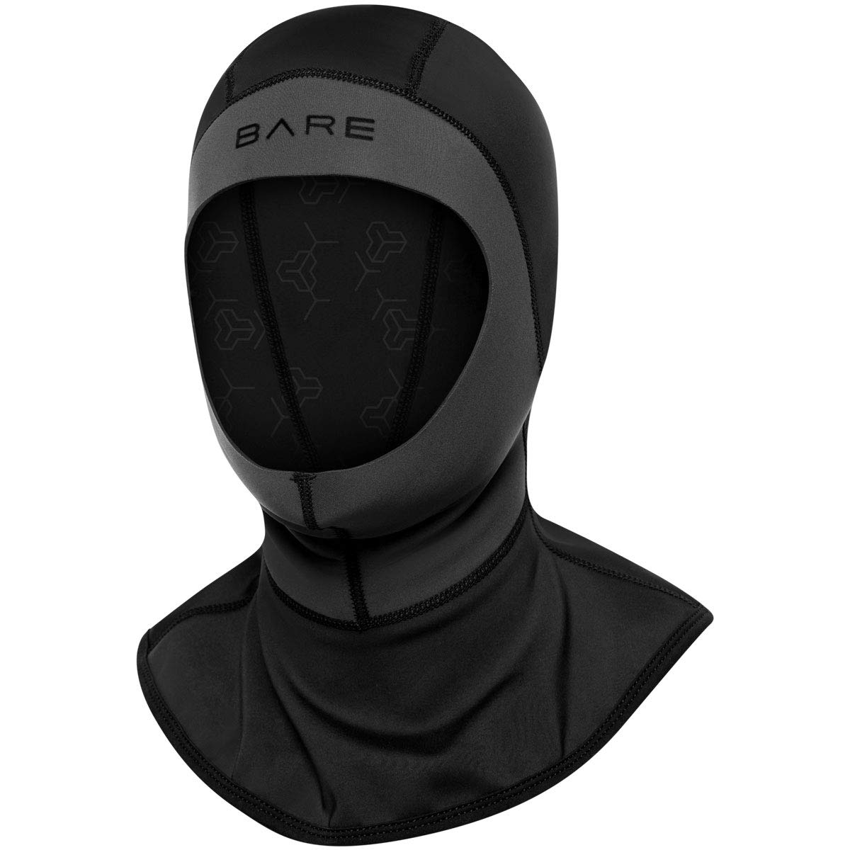 Bare Exowear Hood Wet/Dry Undergarment (2X Large) by Bare