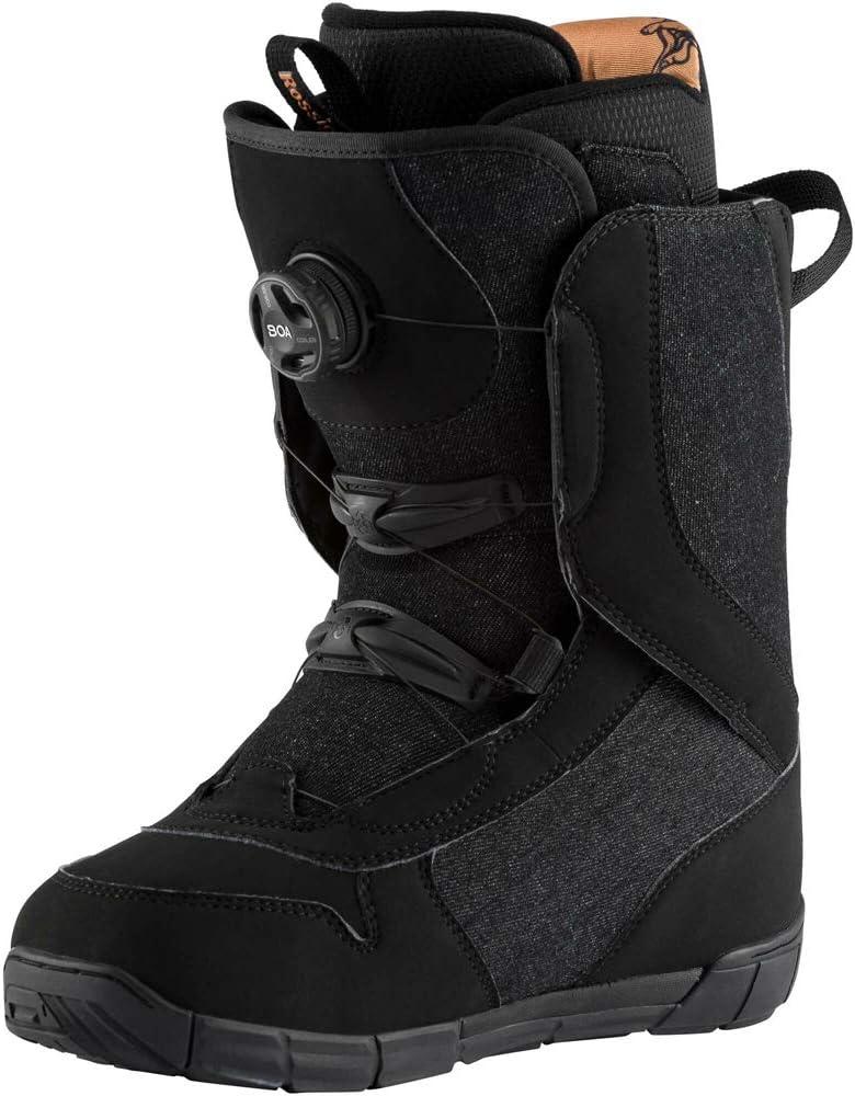Rossignol Alley Boa H3 Botas de Snowboard Negro 7 Mujer