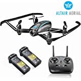 Altair #AA108 Camera Drone Great for Kids & Beginners | Free Priority Shipping | RC Quadcopter w/ 720p HD FPV Camera VR