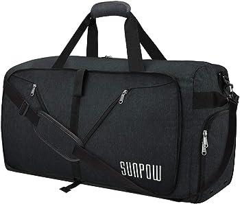 Sunpow 65L Travel Duffel Bag