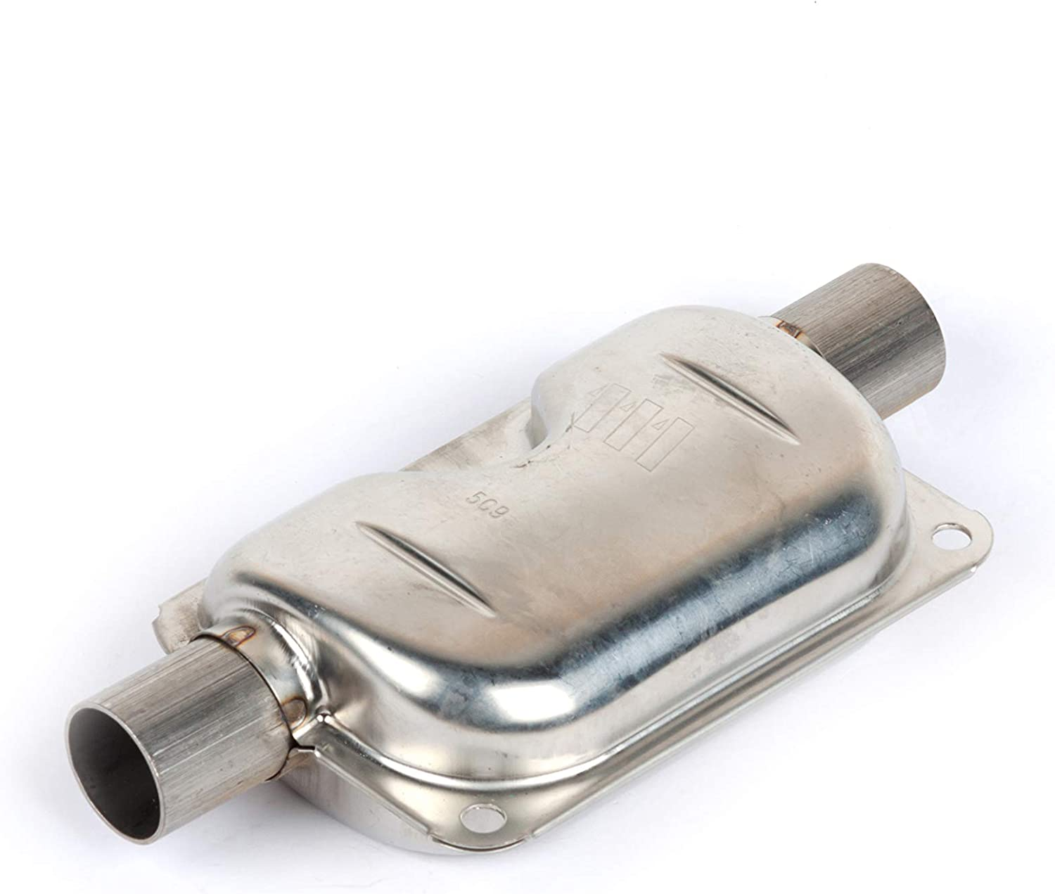 Details about  /Espar Eberspacher  Exhaust D2 D4 D5 Pipe 24mm 51'' Inch Long With Tip And Clamp