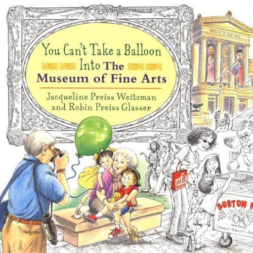 You Can't Take a Balloon into the Museum of Fine Arts - Silver Museum Dial