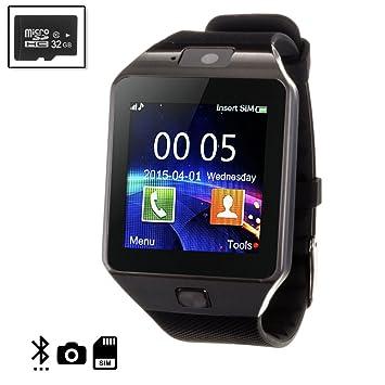 Silica DMN234SD32 - Smartwatch tekkiwear Dama n234 con Micro ...