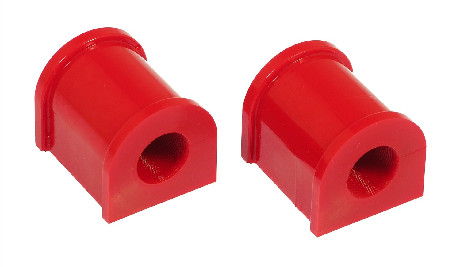 Prothane 6-1160 Red 21 mm Rear Sway Bar Bushing Kit