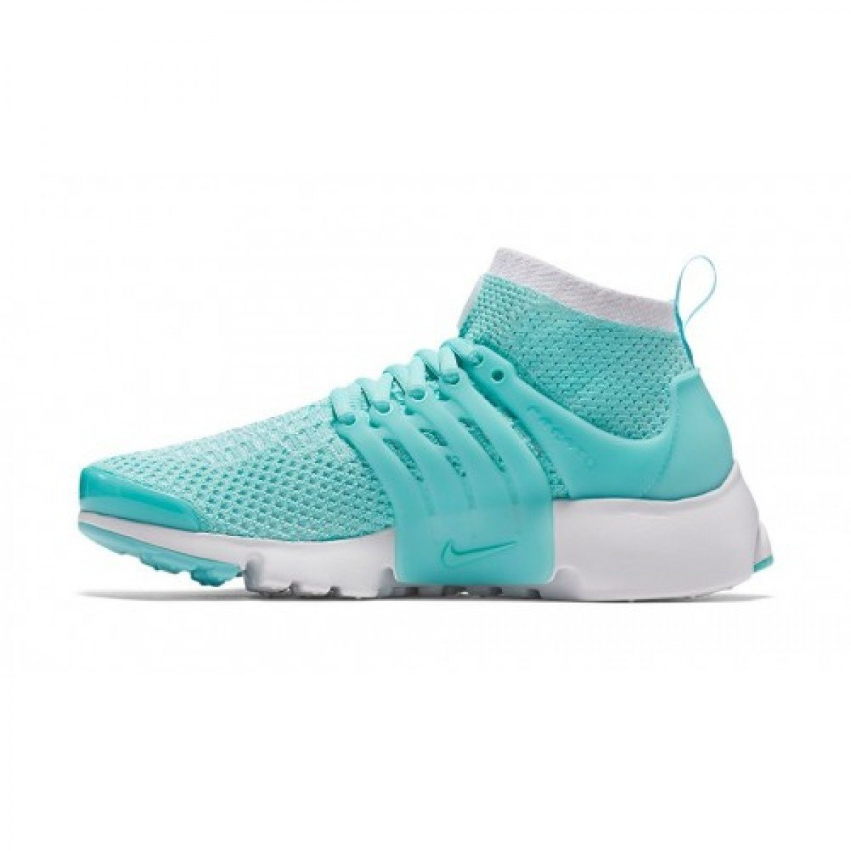 newest coupon code how to buy Buy Nike Men's Air Presto Ultra Flyknit Sea Green Mesh Sports ...