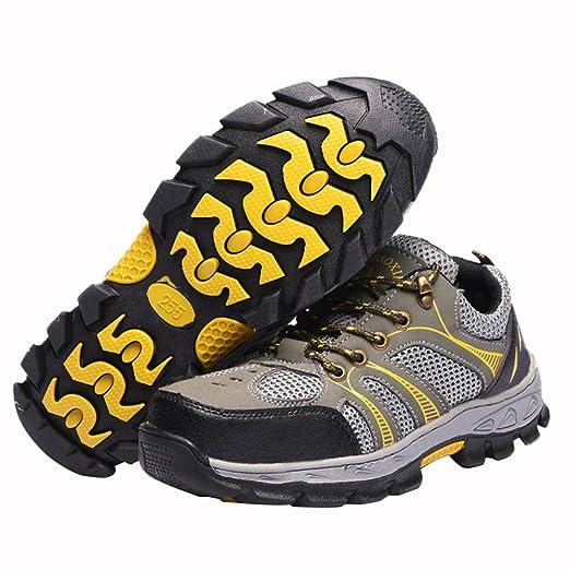 Mens shoes Zapatos de Trabajo de Seguridad, Anti ...