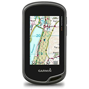 Garmin Oregon 600 GPS Discoverer Bundle with GB 150K Map