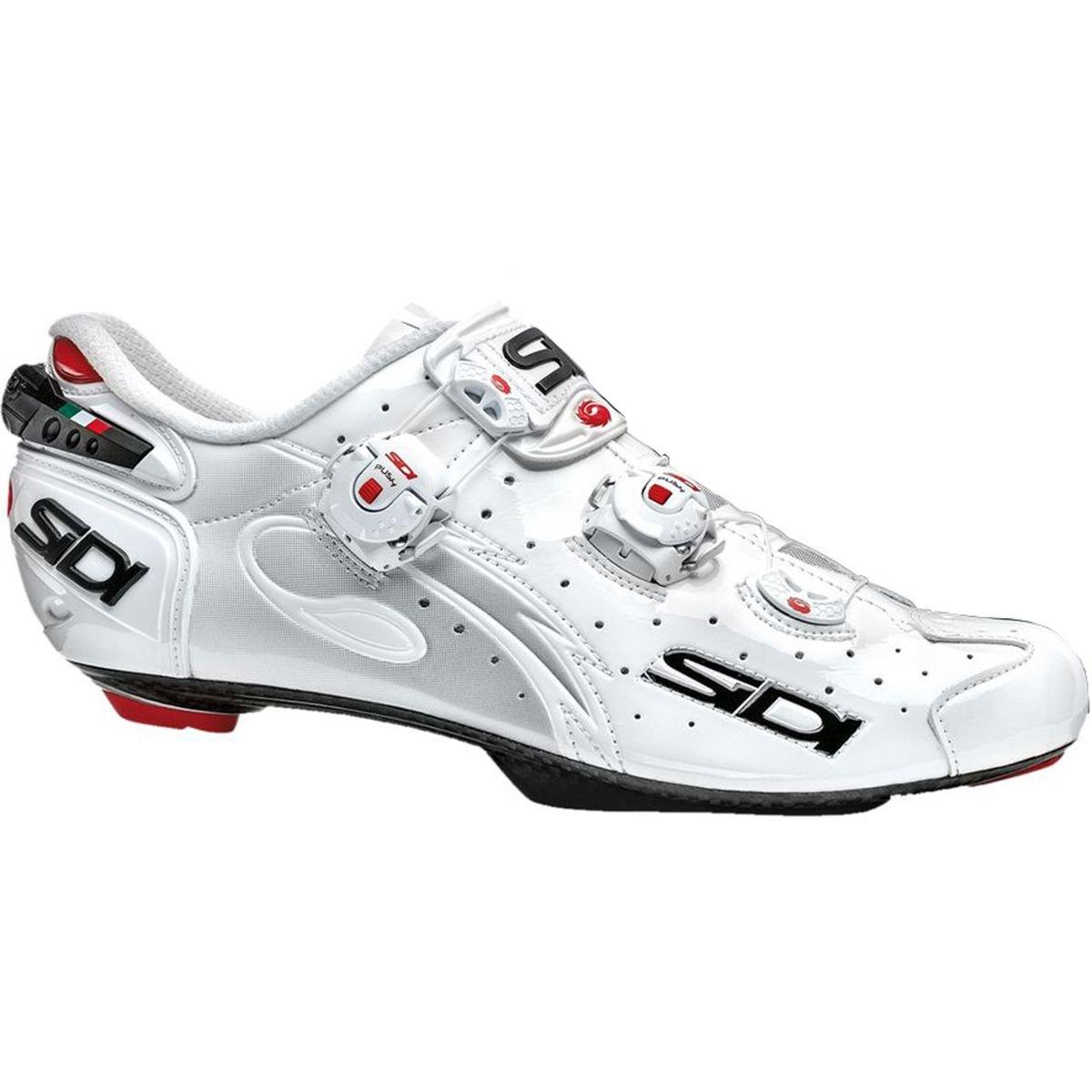肌触りがいい (シディ) Sidi Wire (44) Push 日本サイズ Speedplay Cycling Shoe Shoe メンズ ロードバイクシューズWhite [並行輸入品] 日本サイズ 28.5cm (44) White B07G76RNZC, 織部の器/千瓢:120640d8 --- by.specpricep.ru