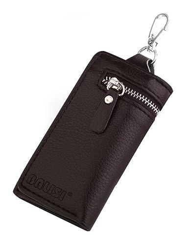 Amazon.com: Balisi 3 colores cartera de funda de llave para ...