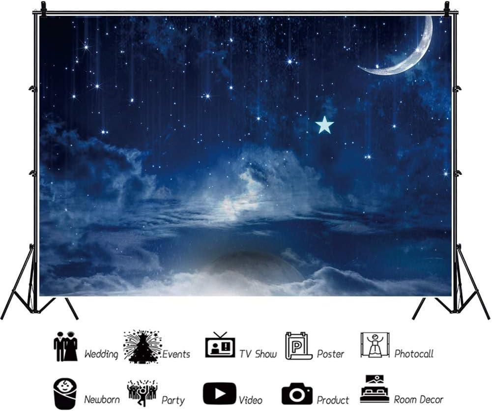 Yeele 12 7 X 91 4 Cm Traumhafter Sternenhimmel Kamera