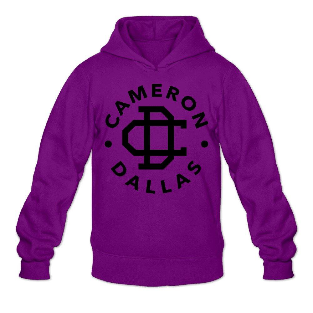 Caili Mens Cameron Dallas Logo Hoodies Sweatshirts