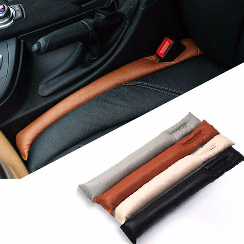 szss-car universale seggiolino auto Gap filler Pad mano freno distanziale cuscino slot Plug filler