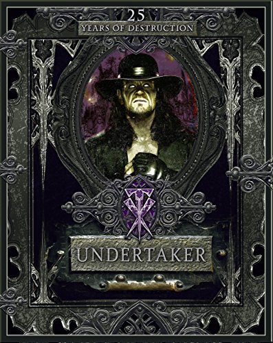 Undertaker: 25 Years of Destruction (Wwe Undertaker Best Wrestlemania Matches)