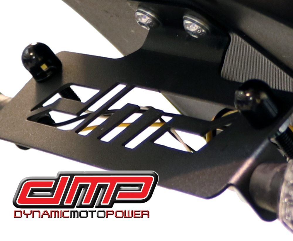 MADE IN THE USA DMP 2010-2013 Honda CBR1000RR Fender Eliminator Kit Includes Turn Signals and Plate Lights 675-3930
