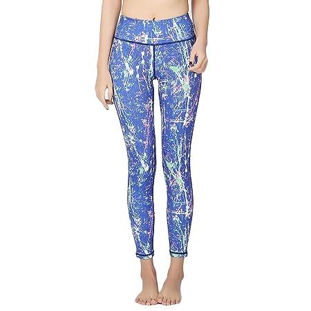 Kentop - Pantalones de Yoga para Mujer, pantalón de Deporte ...