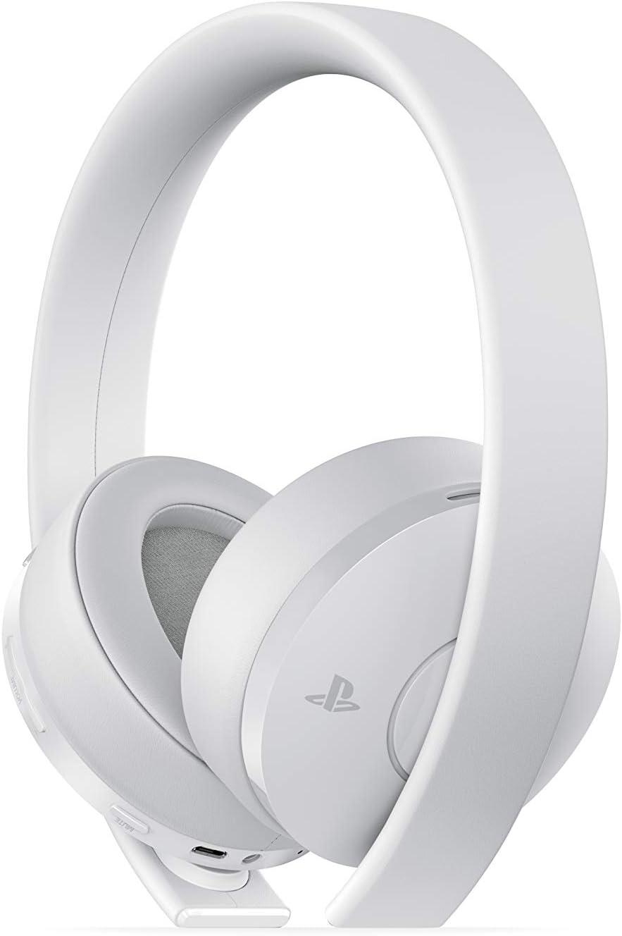 Auriculares Inalambricos De Sony Para Ps4 edición White xmp