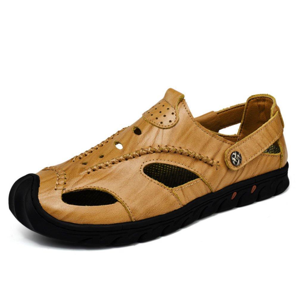 Sandalias para Hombres Zapatos De Playa Al Aire Libre Sandalias Respirables De Verano 39 EU|Yellow