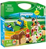 Playmobil 5893 Pony Farm Carry Case