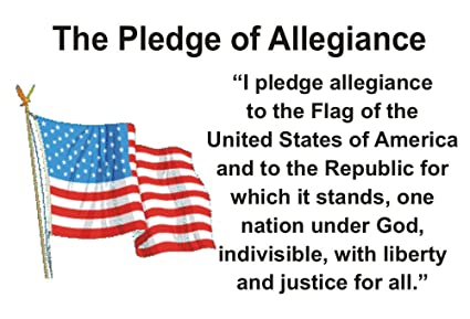Image result for pledge of allegiance