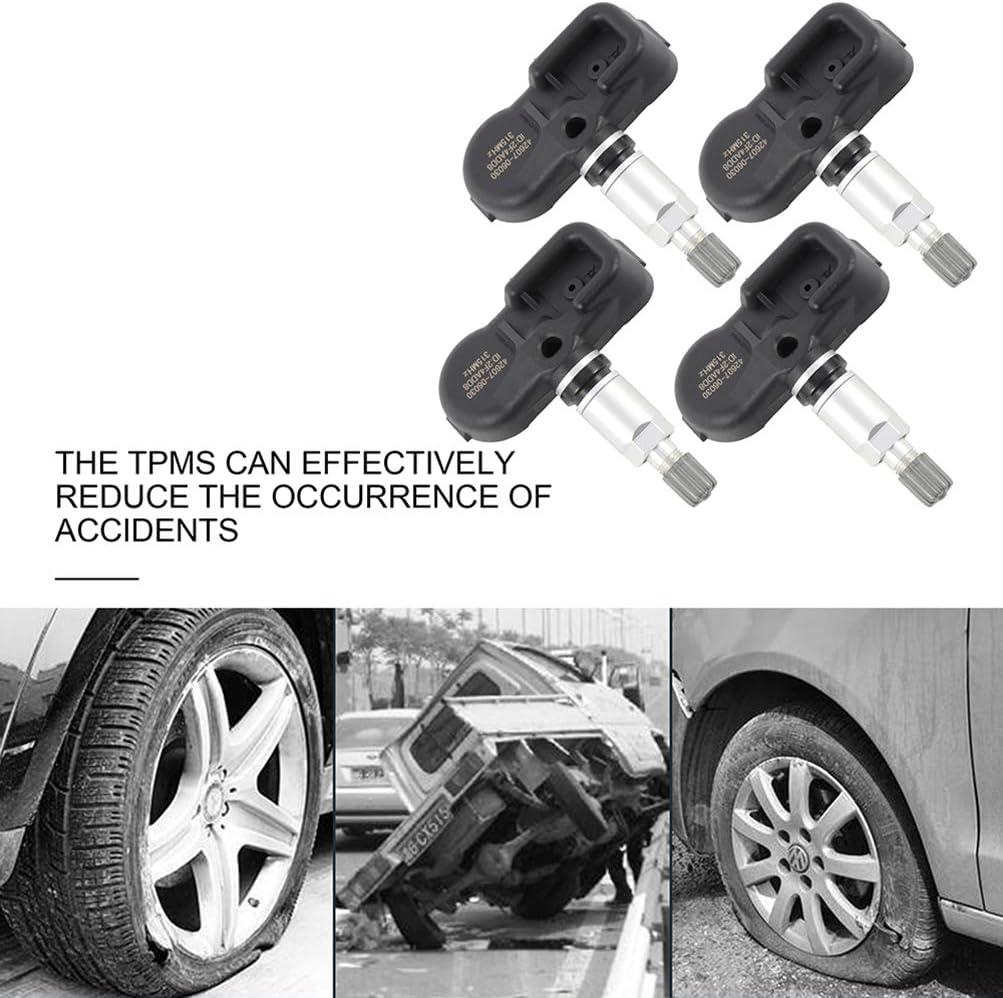 Dorman TPMS Valve Kit for 2007-2012 Toyota Camry Tire Pressure Monitoring qc
