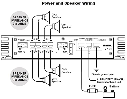 pyle audio speakers installation wiring diagram   47