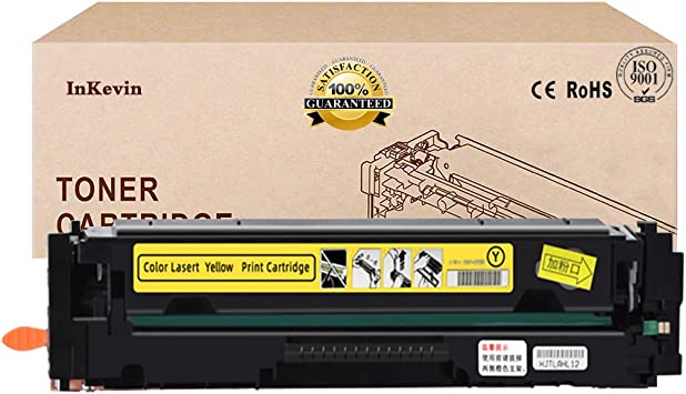 1BK 1M 1Y 1C 4PK OGOUGUAN Compatible Ink Cartriges Replacement for HP 203A CF540A Toner Cartridge for HP Color Laserjet Pro MFP M277dw M252n M277c6 M252dw M277n M274n Printer