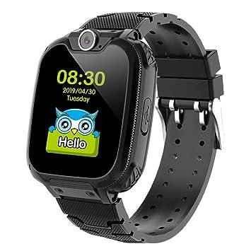Amazon.com: Deyawe - Reloj inteligente para niños, pantalla ...