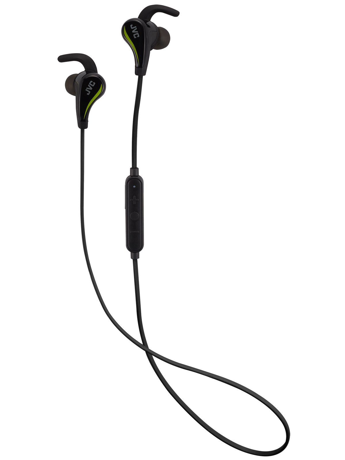 JVC Bluetooth Wireless canal type earphone for sports HA-ET800BT-B (Black) (Japan Domestic genuine products)