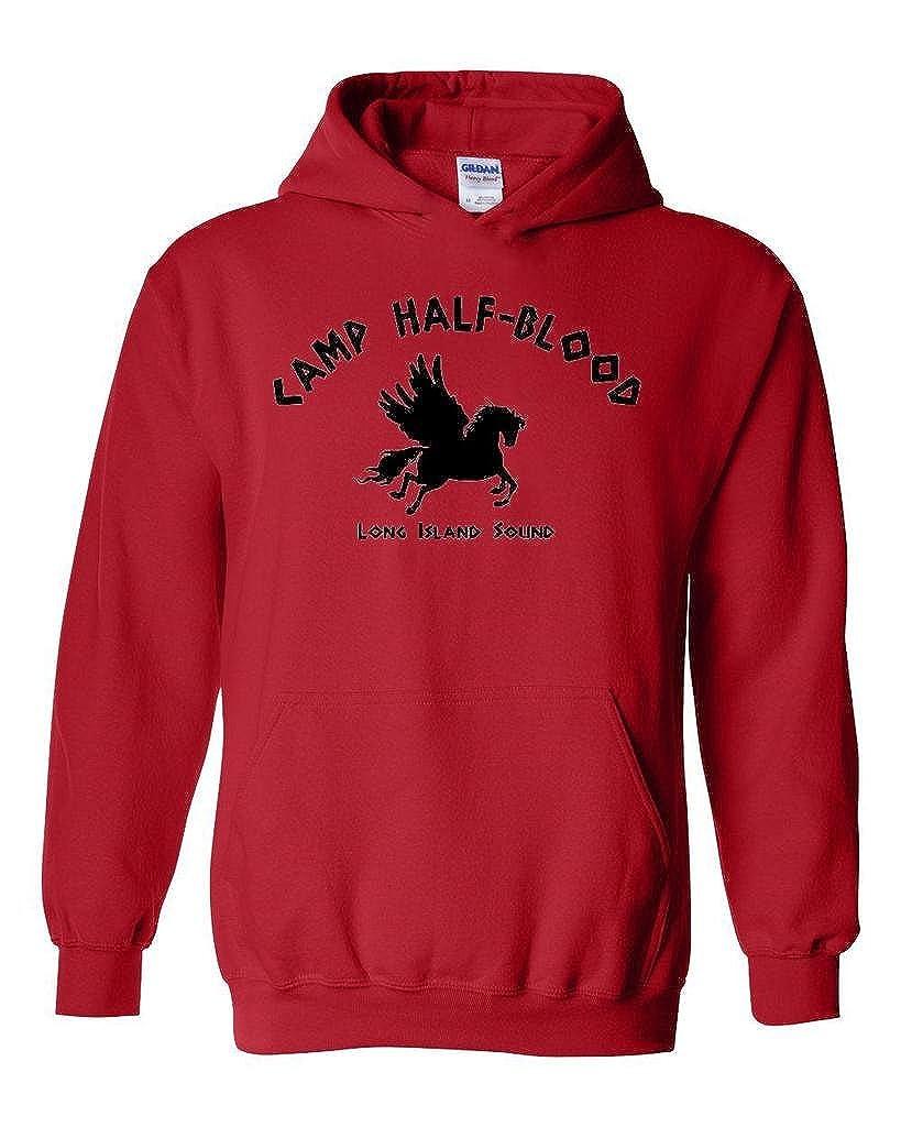 Artix Camp Half-Blood Cool Demigods Long Island Unisex Hoodie Sweatshirt