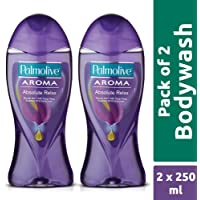 Palmolive Aroma Absolute Relax Shower Gel - 250ml (Pack of 2)