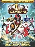 Power Rangers Super Samurai: The Super Powered Black Box (vol. 1)