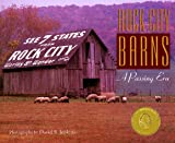Front cover for the book Rock City Barns: A Passing Era by David B. Jenkins