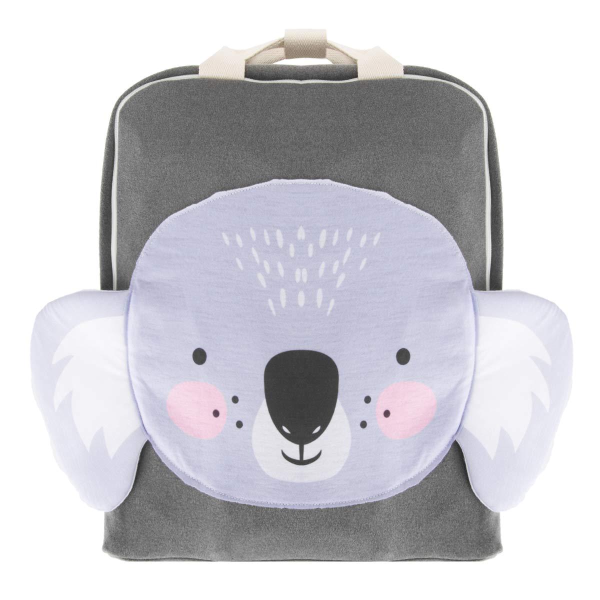 Ruiqas dise/ño de animales mariposa para ni/ños de 0 a 3 a/ños Koala Mochila para beb/é