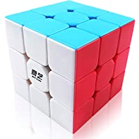 FAVNIC QiYi Warrior W 3x3x3 Stickerless Speed Cube Smooth Magic Cube Puzzle (3)