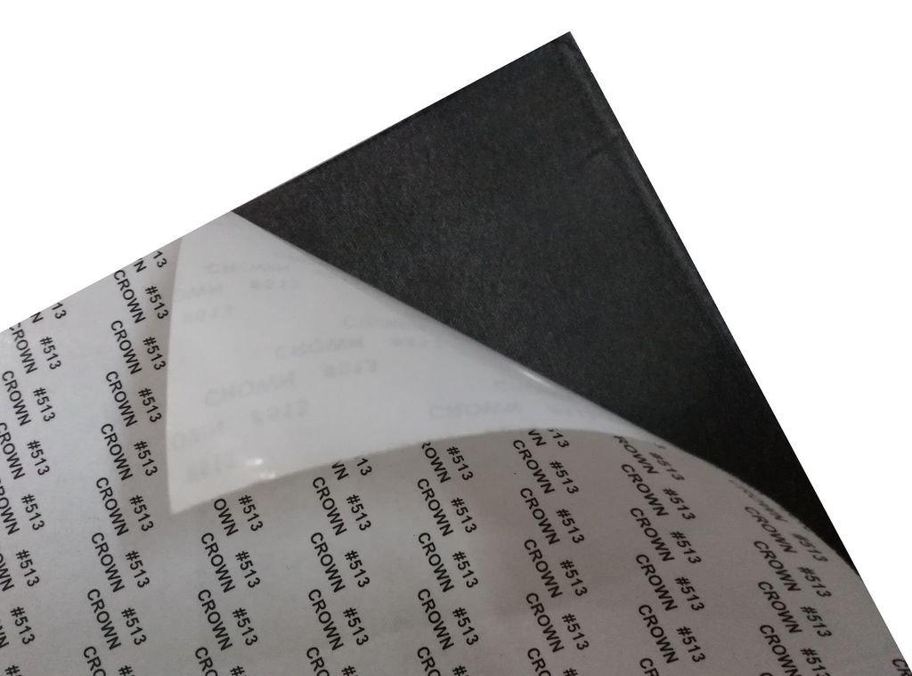 Sponge Neoprene With Adhesive 1/4'' Thick X 39'' Wide X 9'' Long