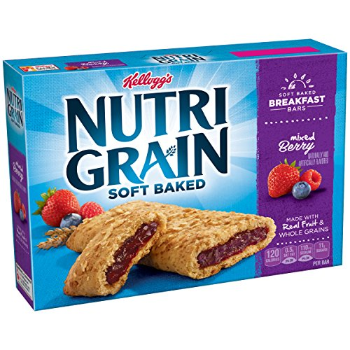 Expert choice for whole grain cereal bars
