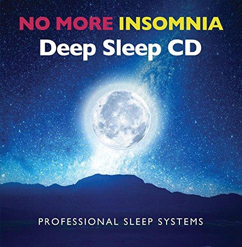 NO MORE INSOMNIA - Really works - AMAZING DEEP SLEEP CD - Great Sleep FAST