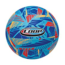 COOP Hydro Volleyball Waterproof Volleyball for Beach or Pools - Taper Blue