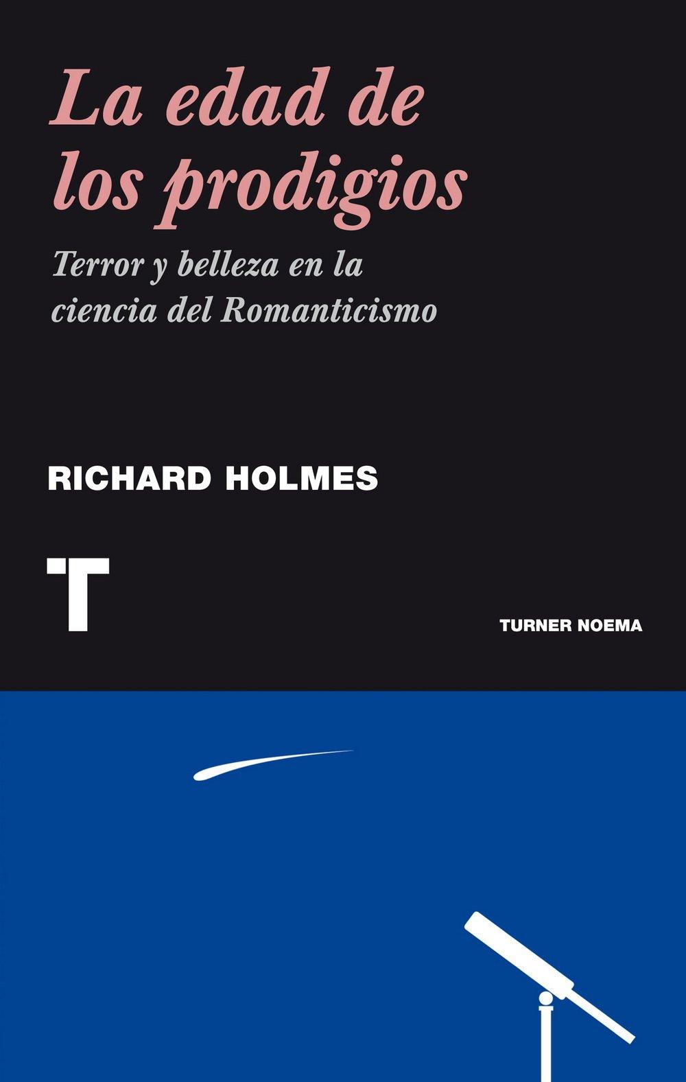 Resultat d'imatges de Richard Holmes libros prodigios