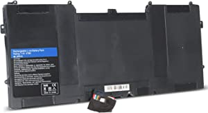 New 7.4V 47wh Y9n00 Built-in Battery Replacement for Dell XPS 12 9Q33 -L221X 13 9333 Ultrabook 13 XPS13 13-L321X 13-L322X XPS L321X L322X Series C4K9V 3H76R 489XN PKH18 6-Cell High Performance