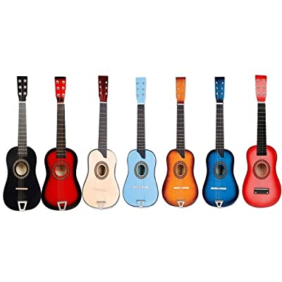 Kids Guitar - Kids Educational Toy - Assorted Colors - National Standard Products: Musical Instruments