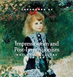 img - for Treasures of Impressionism and Post-Impressionism: National Gallery of Art (Tiny Folio) book / textbook / text book